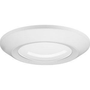 "5-1/2"" Intrinsic Collection Surface Mount LED in White"