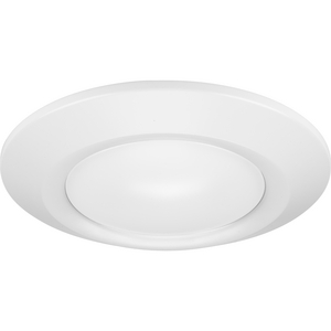 "7-1/4"" Intrinsic Collection Surface Mount LED in White"