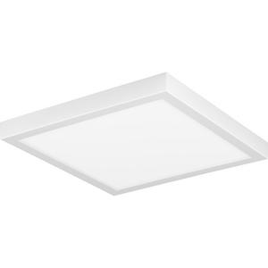 "Everlume Collection White 11"" Edgelit Square"