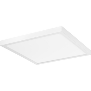 "Everlume Collection White 14"" Edgelit Square"