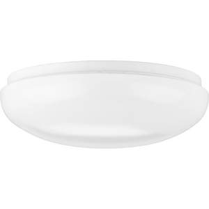"Linear LED Cloud One-Light 11"" Flush Mount"