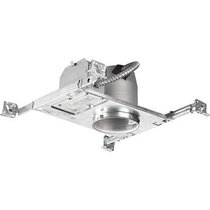 "4"" LED Recessed New Construction & Remodel Collection Housing"