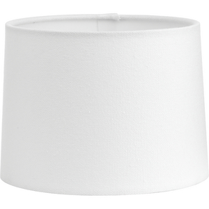 Accessory Shade in White Sailcloth