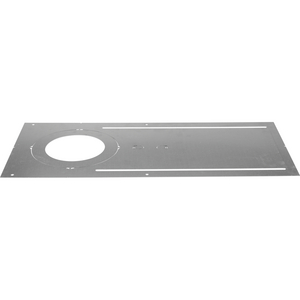 Edgelit Recessed Rough-in Plate