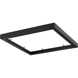 "Everlume Collection Black 14"" Square Trim Ring"