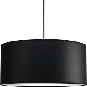 """Markor Collection 22"""" Drum Shade for Use with Markor Pendant Kit"""