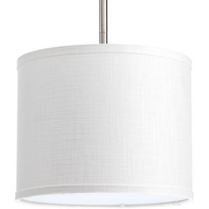 "Markor Collection 10"" Drum Shade for Use with Markor Pendant Kit"