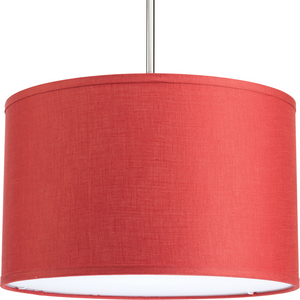 "Markor Collection 16"" Drum Shade for Use with Markor Pendant Kit"