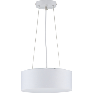 LED Decorative Fabric Shade - PCDFS Round Drum