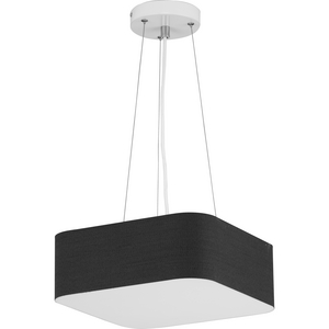 LED Decorative Fabric Shade - PCDFS Square Drum
