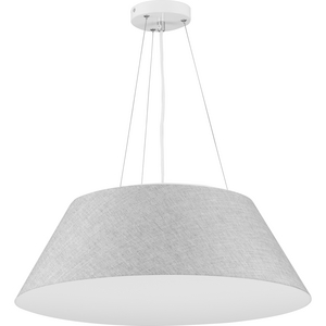 LED Decorative Fabric Shade - PCDFS Tapered Shade Pendant