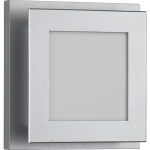LED Decorative Fabric Sconce - PCDFW Double Square Sconce