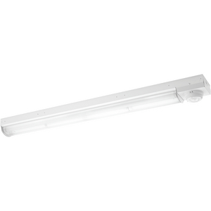 4' Fluorescent Bi-Level Stairwell 120-277v