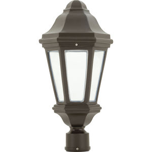 LED Designer Post Top Luminaire - PCPTT