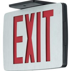 Thin Die-Cast LED Emergency Exit