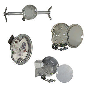 Ceiling Fan & Fixture Support