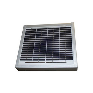 Solar Panel and Masthead Assembly