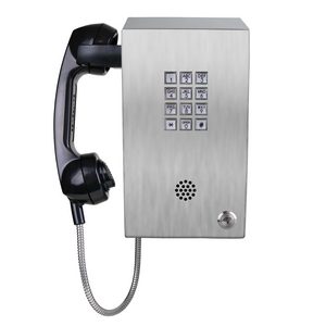Behavioral Health Surface-Mount Analog Telephone (Keypad)