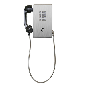 Corridor Telephone, Keypad, Div. 2  Approved (Model 210-002)