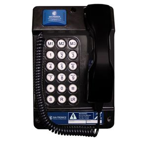 Auteldac 4; 18 button, VoIP