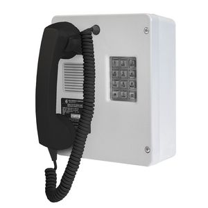 Indoor Rugged Telephone - Analog (Keypad)