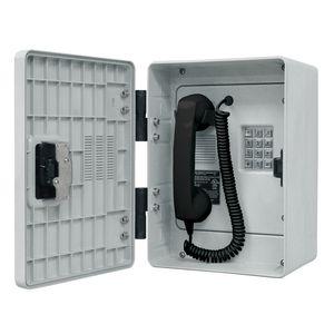 Outdoor Rugged Telephone - Analog (Keypad)