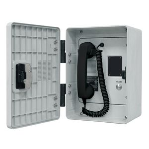 Outdoor Rugged Telephone - Analog/SMART (Auto-dial)