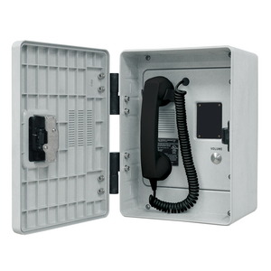 Outdoor Rugged Telephone - VoIP (Auto-dial)