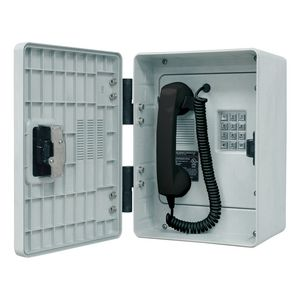 Intrinsically Safe Telephone - Outdoor, Analog