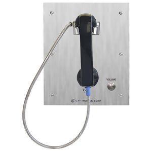 Flush-panel Telephone - Analog/SMART (Auto-dial)