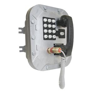 UL Division 1 VoIP / WiFi Page Phone