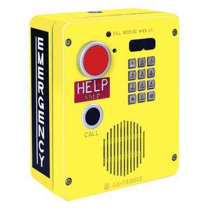 RED ALERT® Camera Emergency Telephone - Model 394AL-001CAM