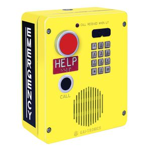 RED ALERT® Emergency Telephones