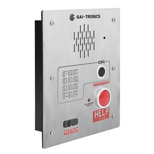 RED ALERT® Camera Emergency Telephone - Models 398-001CAM