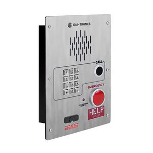 RED ALERT® Emergency Telephones - Retrofit Series -  Talk-A-Phone  (Model 398-001TP)