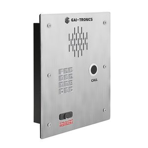RED ALERT® VoIP Emergency Flush-mount Telephones - Model 398-701