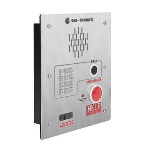 RED ALERT® VoIP  Flush-Mount Telephones - Model 398-702