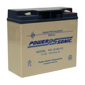 Battery, 18 Ah - Model 40201-008