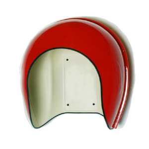 Acoustic Hood 9dB; marine grade (fire retardant to BS476 part 7)