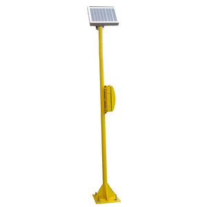 Mounting Post (2.5 metre) (for use with Solar panel and GSM telephones)