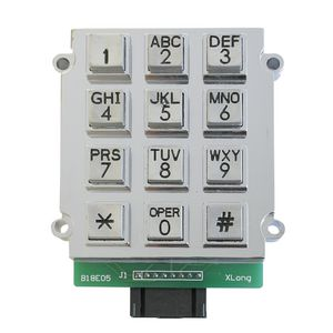 PCBA, Keypad - Locking Header/Braille