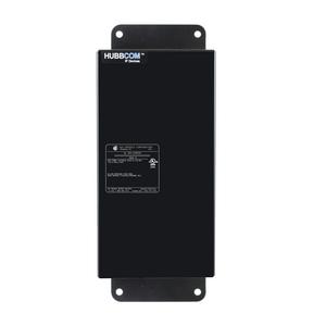 HUBBCOM® RCS Indoor AC Speaker Amplifier Station; Ethernet with RTU, UL Safe