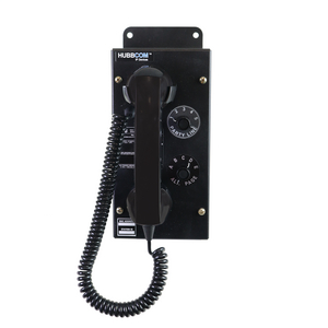 HUBBCOM™ RCS Indoor Handset/Speaker Amplifier Stations