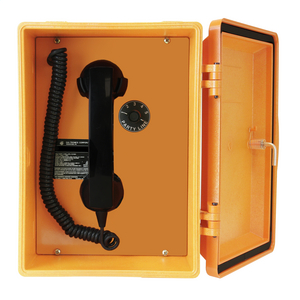 SP2 PoE / PoE+ Outdoor Handset Stations; 925-A21R100