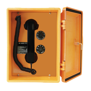 SP2 PoE / PoE+ Outdoor Handset Stations; 925-A41R100