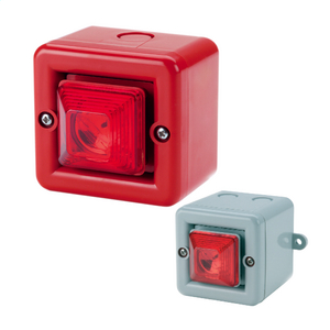 Alarm Sounder & LED Beacon (Analogue, 230 V ac)
