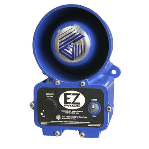 EZ Page Intercom, 230 VAC, CE certified