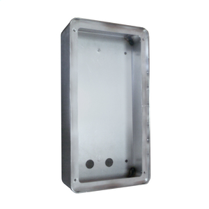 Rear Enclosure Box for Help Point Telephones (Extra Deep)