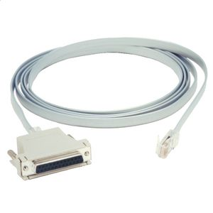 Programming Cable for XAC4000A