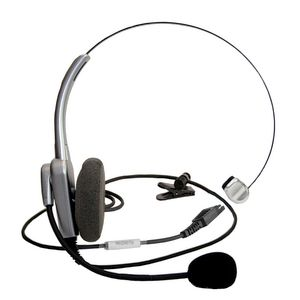 Single-Earpiece Headset
